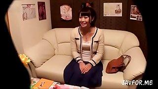 asian rubdown Tokyo Celebrity Wifey Temptation Salón de belleza parte 1