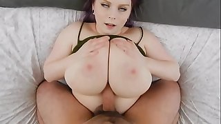 Cassie0pia Huge tits gives Tittyfuck
