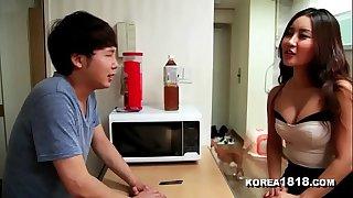 KOREA1818.COM - Lucky Korean Virgin Gets to Screw Warm Korean Babe!