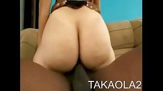 my brazilian granny takaola