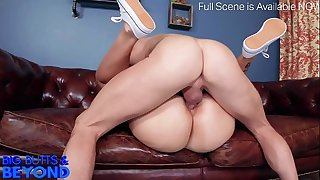 Huge BUTTS AND BEYOND: LAYLA PRICE ROUGH Ass fucking Hook-up