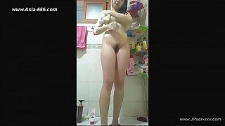 peeping chinese women tub