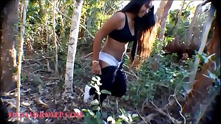 HD Thai teen heather deep flasting tits in the public and give deepthroat creamthroat in the car