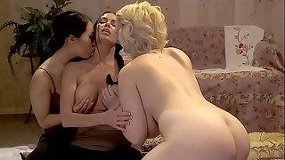 Siri, Asa Akira & Vanilla Deville -  Lezzie Masseuse #02, Scene #04